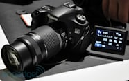Canon EOS 60D hands-on (video)