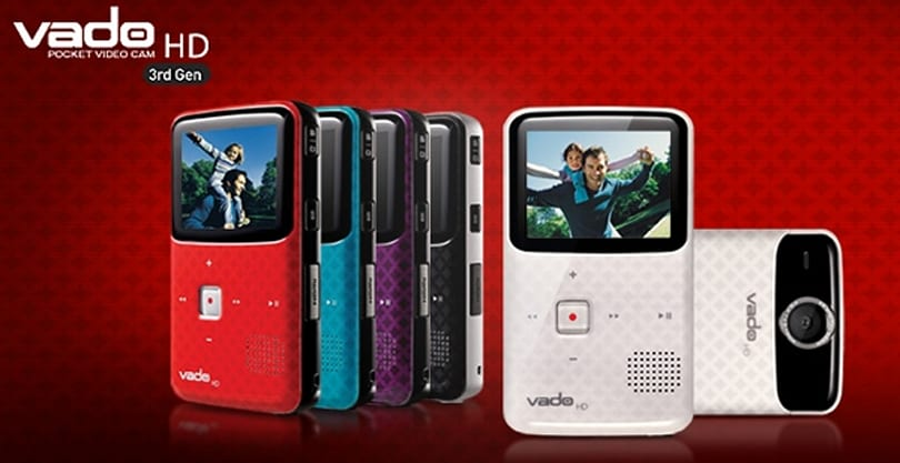 Creative rolls out third gen Vado HD pocket camcorder
