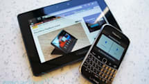 BlackBerry PlayBook 2.1 update goes live with SMS, portrait email