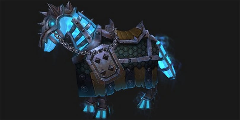 Patch 5.3 PTR: New mount models, achievements