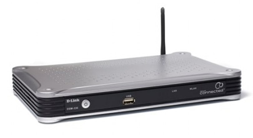 D-Link DSM-330 DivX Connected media streamer now shipping in the U.S.