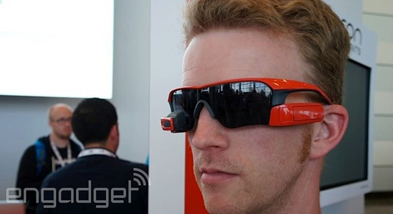 Vuzix plans to make smart sunglasses you'd actually like to wear