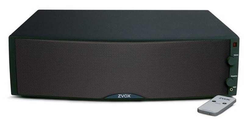 Engadget HD's recession antidote: win a ZVOX 325 soundbar