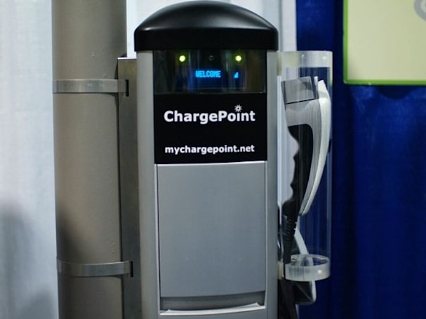 San Francisco City Hall gets its own electric vehicle charging stations