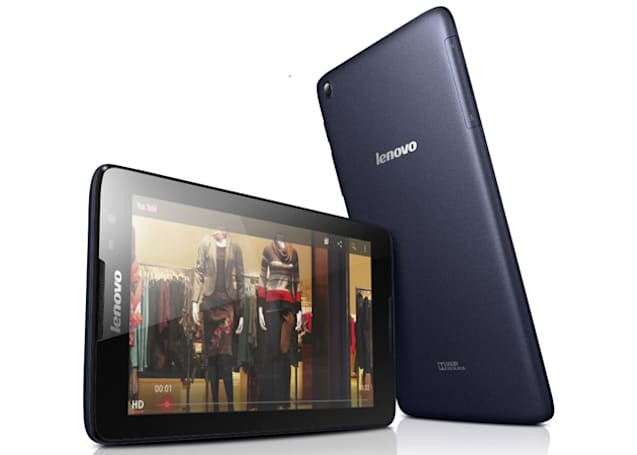 Lenovo's latest budget Android tablets focus on high-quality audio