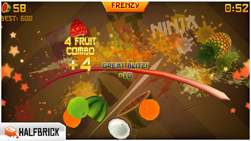 Fruit Ninja to see major overhaul in next mobile update