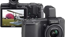 Ricoh's 12 megapixel GX200 for the undecided