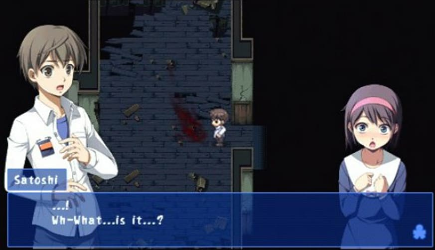 Corpse Party Blood Drive Party