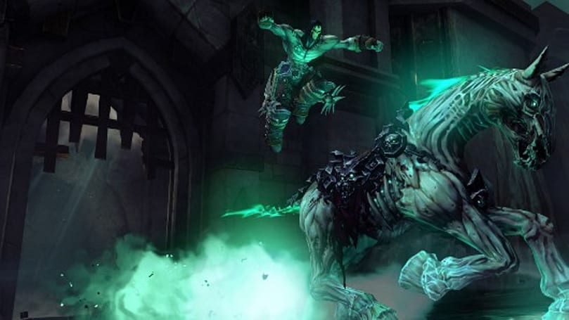 Darksiders 2 rides out the weekend with 75% off Steam sale