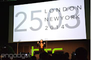 Live from the HTC One event in New York City!