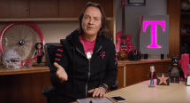 T-Mobile CEO: Calling Binge On 'throttling' is 'bullshit'