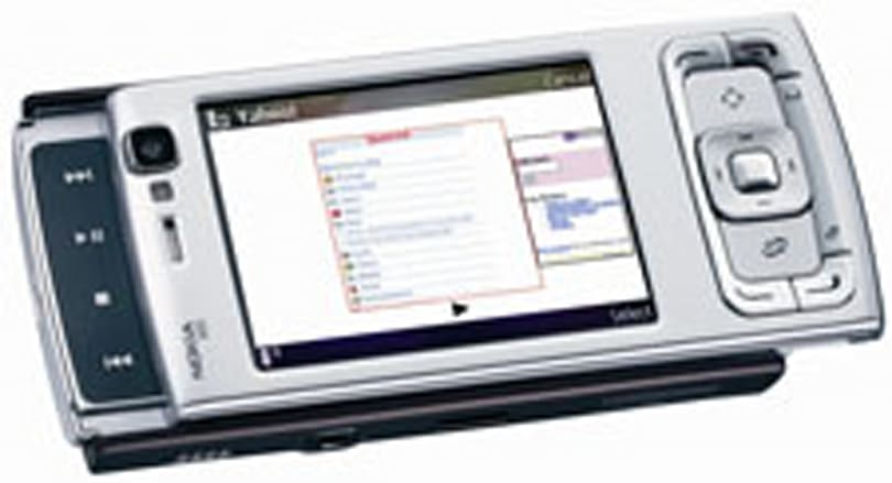 Nokia N95 gets fully peeped from top to bottom