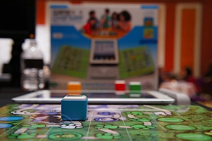 Gamechanger iPad accessory combines docking with board games, we go hands-on (video)