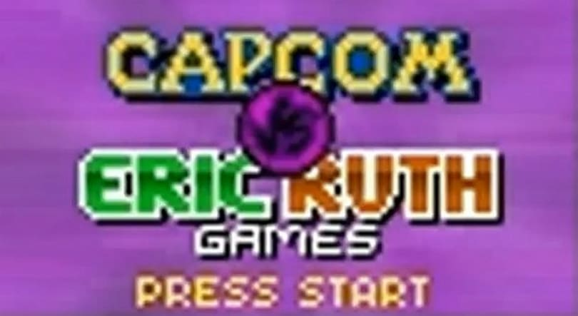 The fighting game you really care about: Capcom vs. Eric Ruth Games