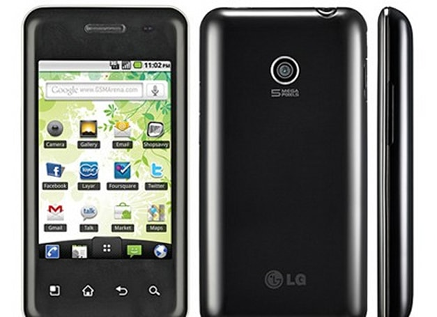 Bell Canada preps launch of LG Optimus Chic