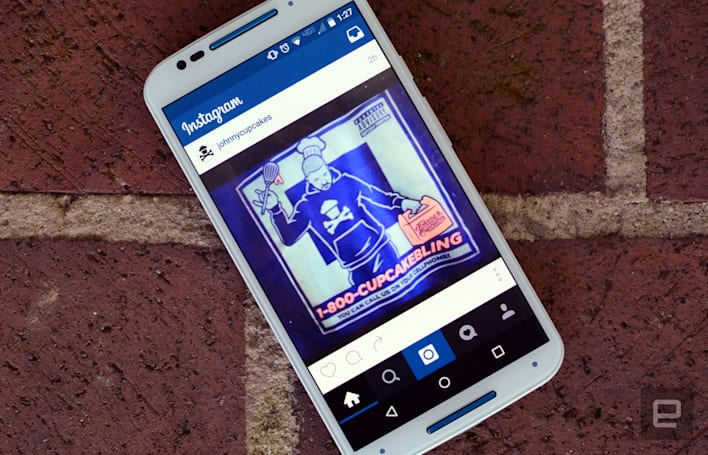 Instagram wants you to know how many people watch your videos