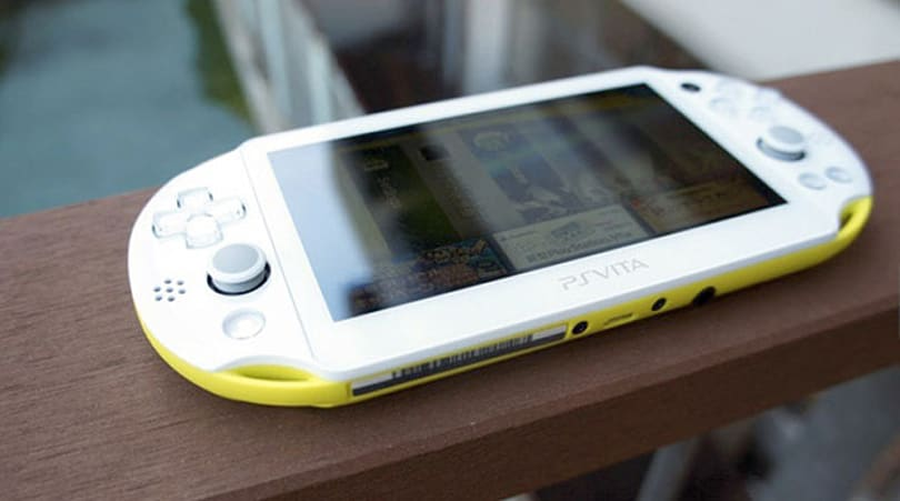Slimmer, lighter, juicier: Sony's revamped PS Vita hits the US on May 6th