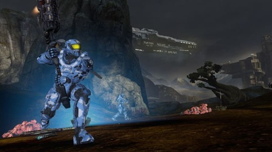 PSA Halo 4  Castle Map...