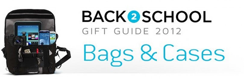 Engadget's back to school guide 2012: bags and cases