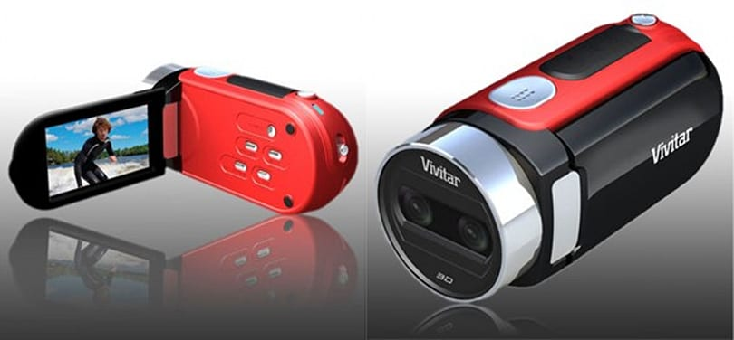 Vivitar DVR 790HD puts 3D video recording in the palm of your hand for under $100
