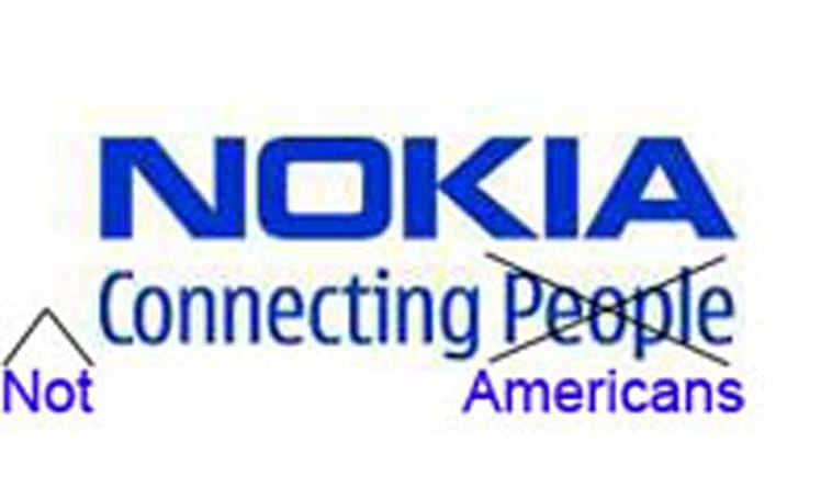 Nokia's curious semi-absence from the U.S. wireless market