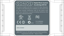 Sonos ZoneBridge BR100 makes appearance in FCC