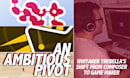An Ambitious Pivot: Whitaker Trebella's shift from composer to game maker