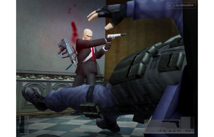Hitman: Contracts emerges from the shadows, stalks Steam