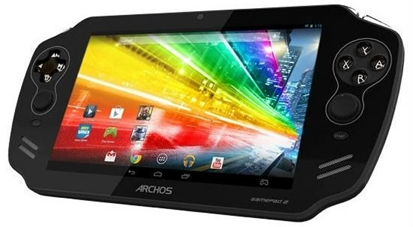 Archos GamePad 2 outed with quad-core CPU, higher-res display