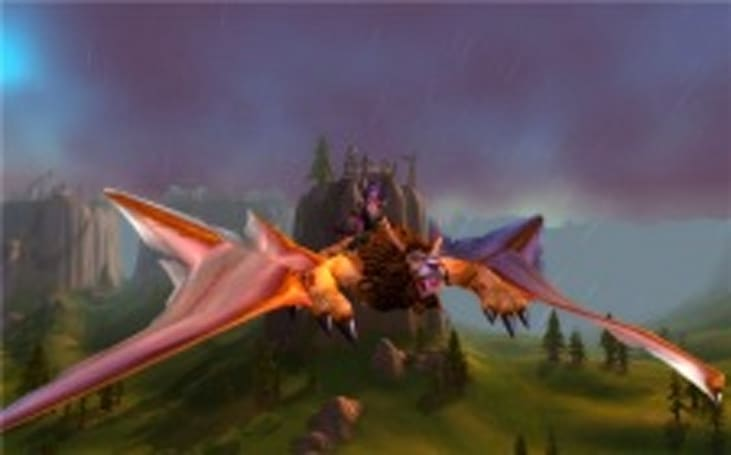Wrath 101: Horde flight paths in Howling Fjord, Borean Tundra, and Dragonblight