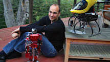 Androidの父ルービン、Googleのロボット部門を指揮。リアルアンドロイドを開発へ
