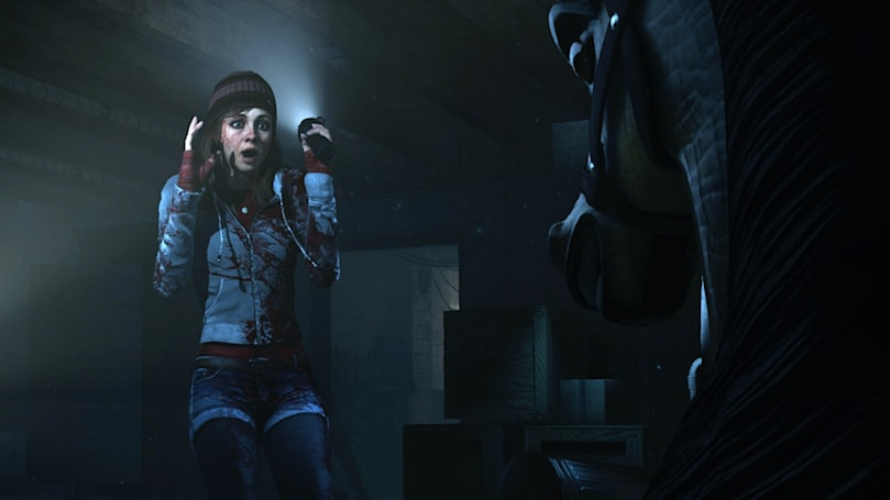 Watch a live Director's Commentary of 'Until Dawn' right now