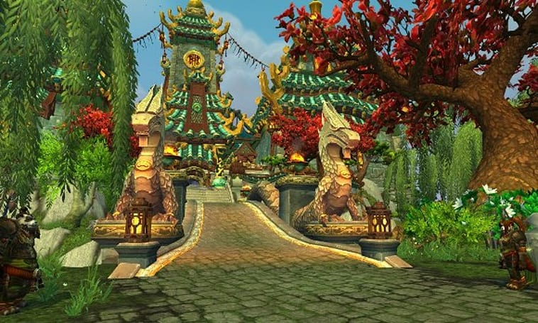 What is your favorite Mists of Pandaria beta zone?