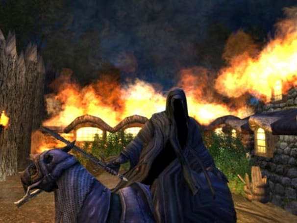 Joystiq impressions: Lord of the Rings Online