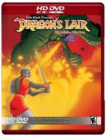 Dragon's Lair coming to HD DVD