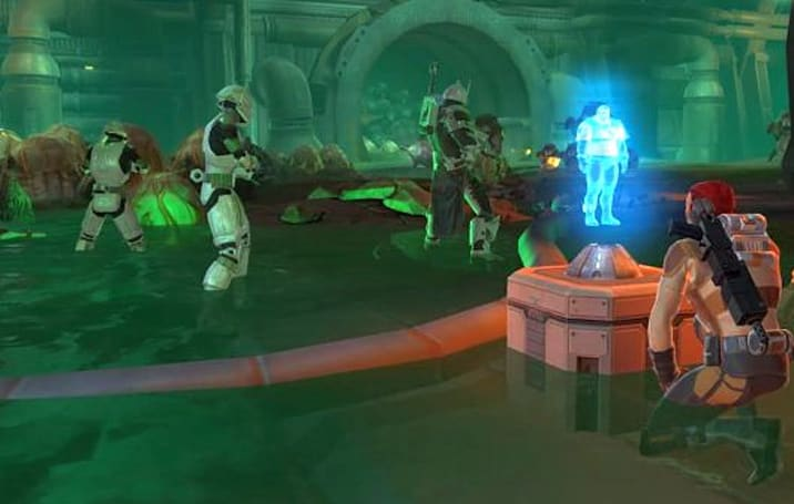 Star Wars: The Old Republic launches update 1.4 and takes aim at faster patches