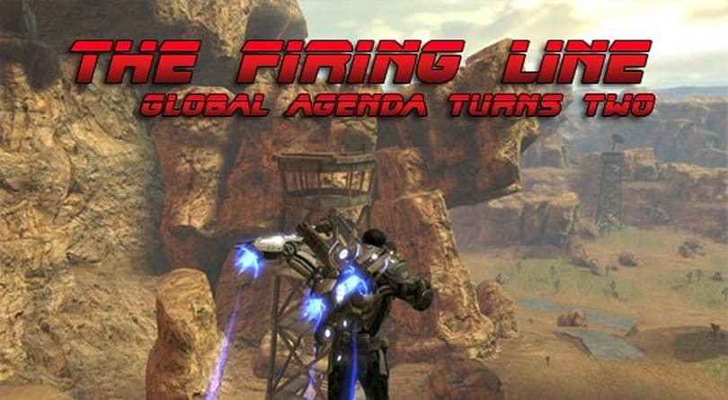 The Firing Line: Global Agenda year two retrospective