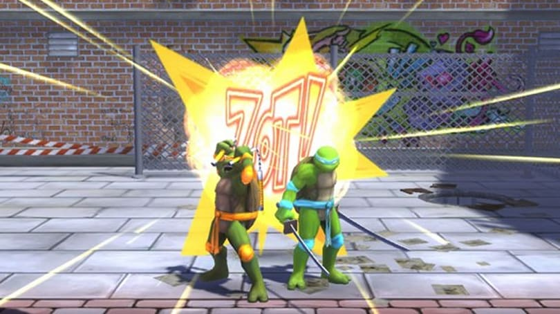 TMNT: Turtles in Time Re-Shelled tops September PSN sales