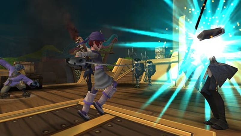 Battle for the high skies: Hands-on with Pirate101