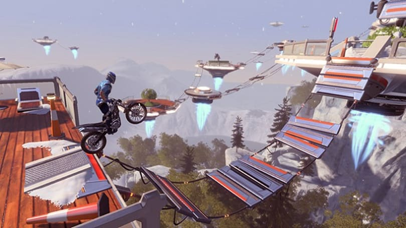 Second Trials Fusion DLC takes to the skies