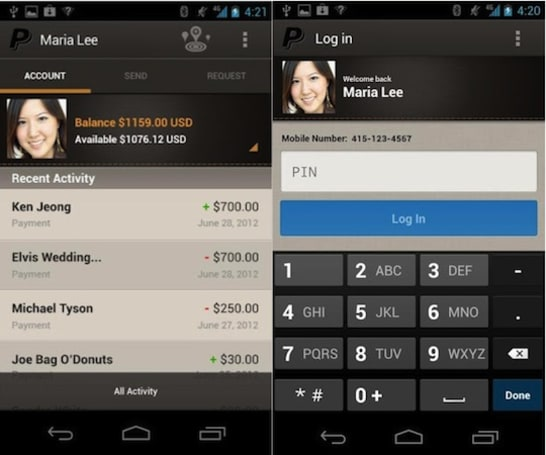 PayPal updates Android app with revamped UI, better account management