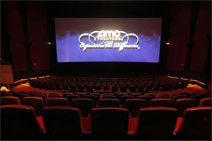 AMC opens all digital cinema in Seattle