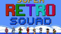 Super Retro Squad surpasses Kickstarter goal with ease