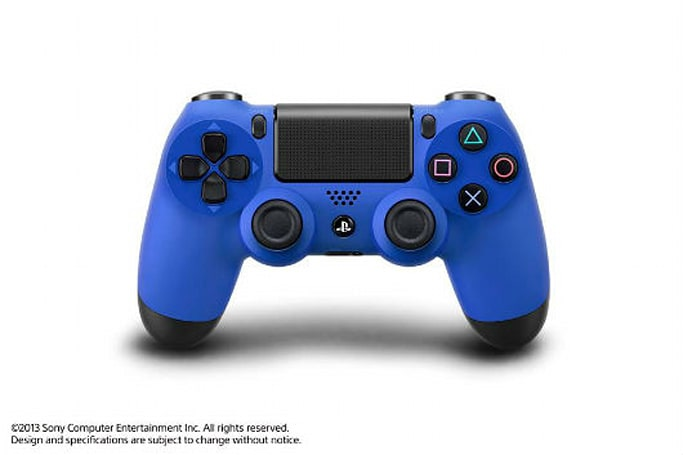 'Wave Blue' DualShock 4 rides into North America this fall