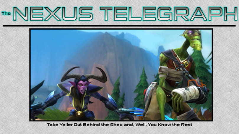 The Nexus Telegraph: Is WildStar a World of Warcraft clone?
