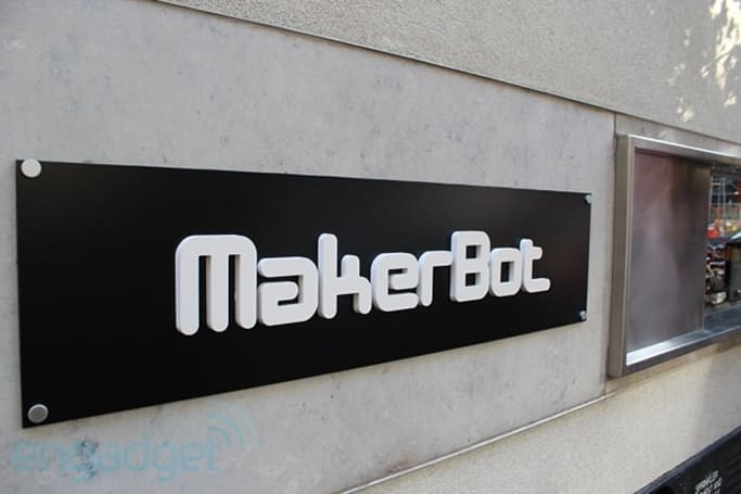 MakerBot Store tour (video)