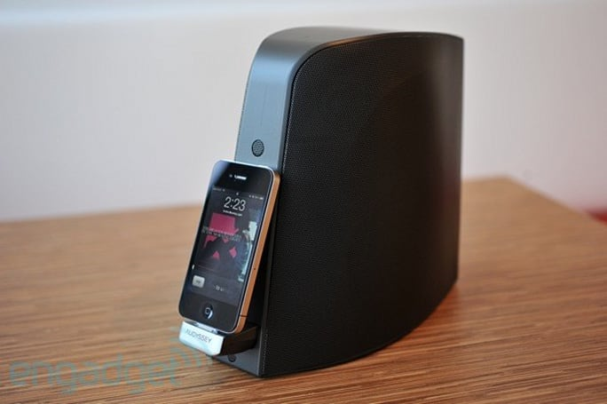 Audyssey Audio Dock: South of Market Edition offers high-end Bluetooth music streaming for your phone