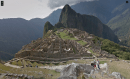 Explore Machu Picchu's Inca remains through Street View