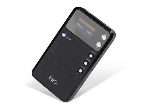 Fiio's E17 Alpen headphone amplifier 'peaks' performance
