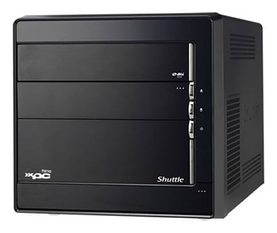 Shuttle intros X38-based XPC Prima SX38P2 Pro desktop